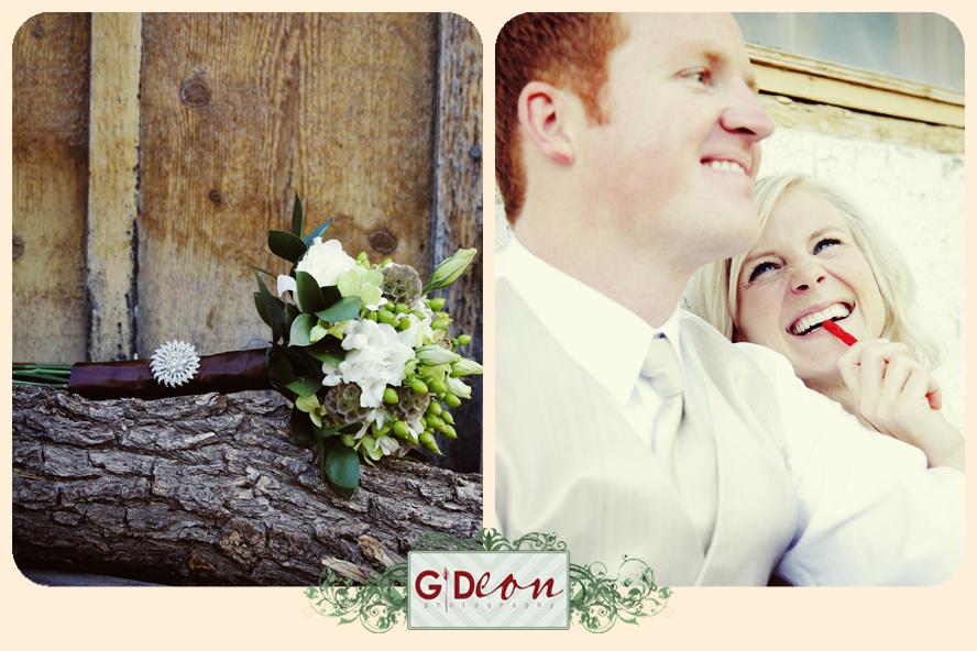 wheeler farm bridal summer and brandon utah wedding