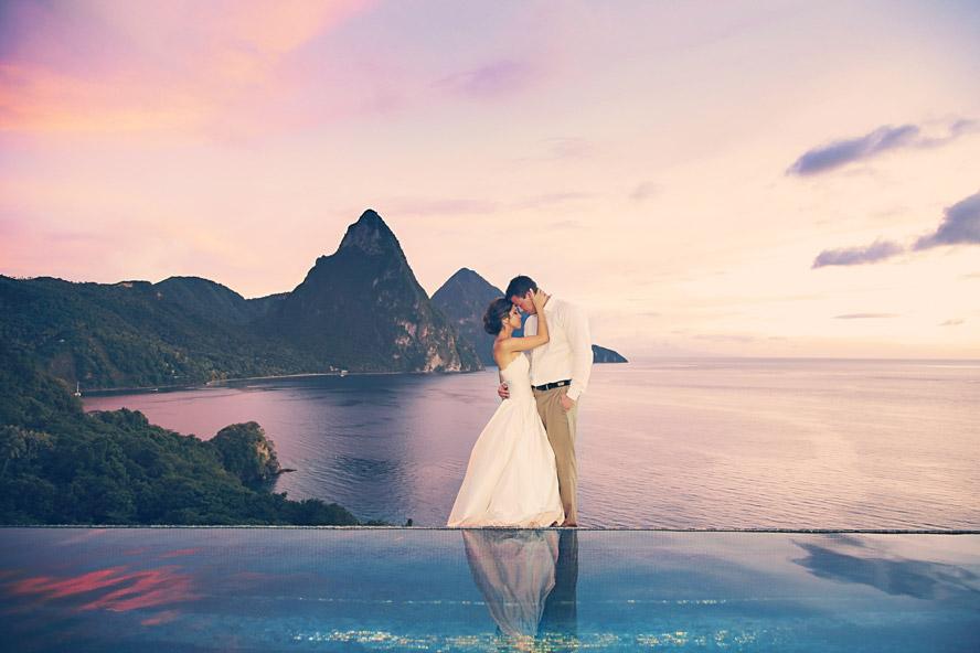 Stunning St Lucia Wedding I