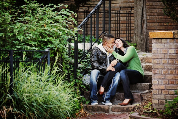 Garden Park Ward Engagement (Sarah + Leslie) - Utah Wedding ...