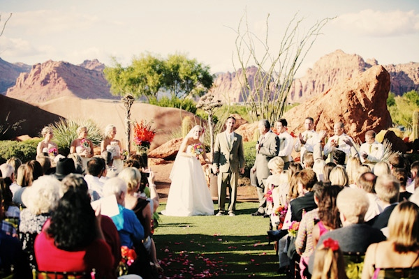 Entrada Golf Course Wedding Utah Photographerutah