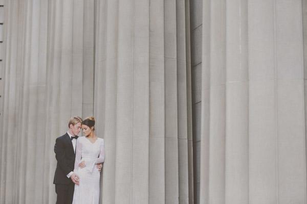 Slc Courthouse Pre Wedding Ashton Mitchell Utah