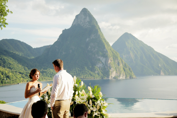 I Love Photographing Wedding On St Lucia Was Excited To Wake Up A Feature This Morning The Amazing Brides Without Boarders Blog
