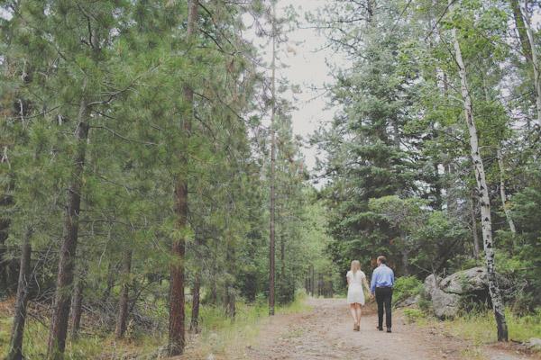 Southern Utah Forest Engagement {Taylor + Chase} - Utah ...