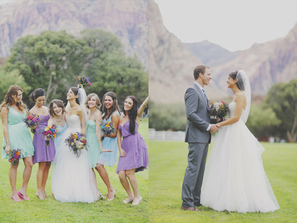 Spring Mountain Ranch Photos Wedding