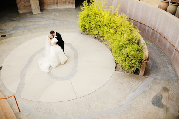 Springs Preserve Las Vegas Wedding