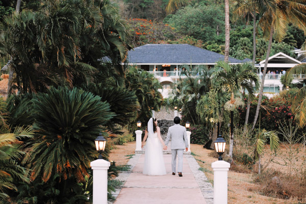 There Really Is Nowhere Like St Lucia For A Destination Wedding I Recently Photographed Laura And Uk S Stunning At The Sugar Beach Resort Near
