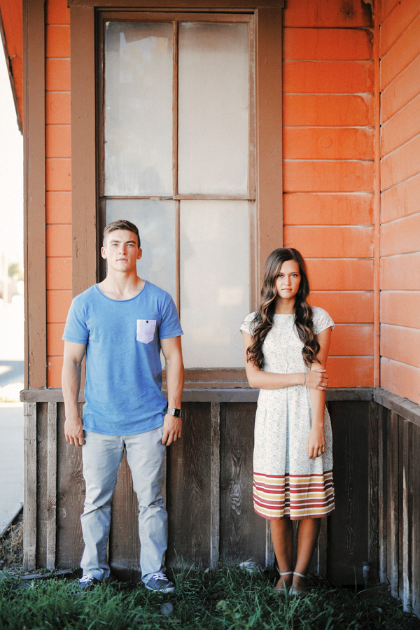 Heber Midway engagement