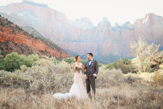 Gideon Photography Wedding In Zion National Park Www Gideonphoto Blog