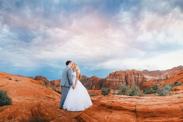 snow-canyon-sunset-bridal-photos-1011