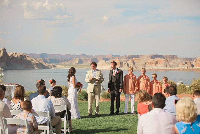 Lake Powell Wedding Photo 6845