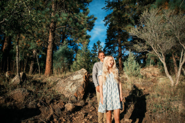 Pine Valley Utah Engagement {Ali+Cory} - Utah Wedding ...