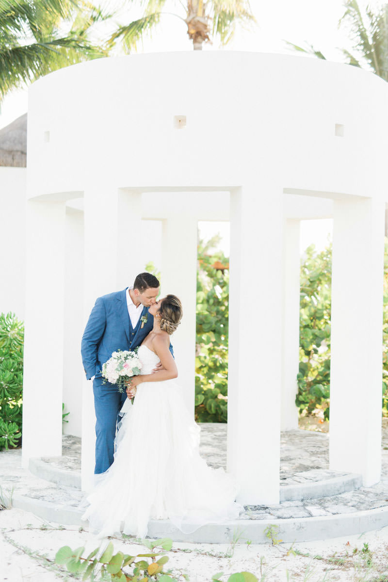 finest playa mujeres wedding utah wedding
