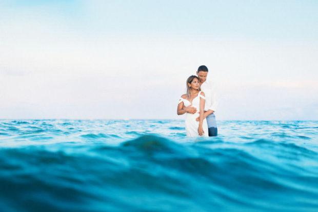 cancun finest playa mujeres wedding photo
