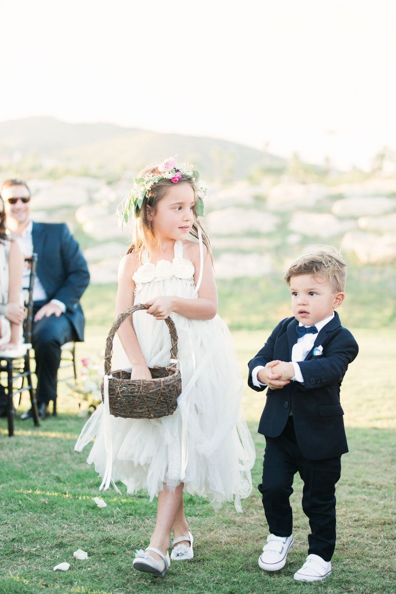 cabo del sol wedding, mexico wedding, cabo san lucas wedding, cabo wedding photographer, flower girl, ring barer