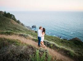 muir beach engagement session, muir beach engagement, bay area wedding, muir beach wedding, bay area photographer