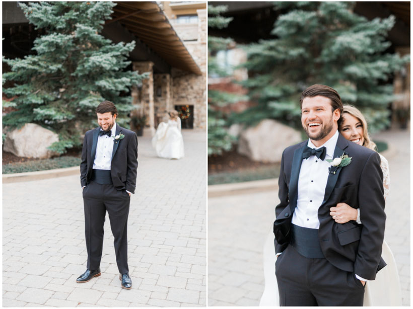 St Regis Deer Valley Wedding