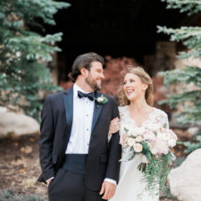 St Regis Deer Valley Wedding