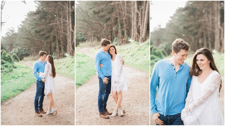 fitzgerald marine reserve engagement, fitzgerald marine reserve, moss beach, moss beach engagement, half moon bay, half moon bay engagement, photos, bay area engagement, moss beach engagement photos, moss beach elopement, half moon bay elopement