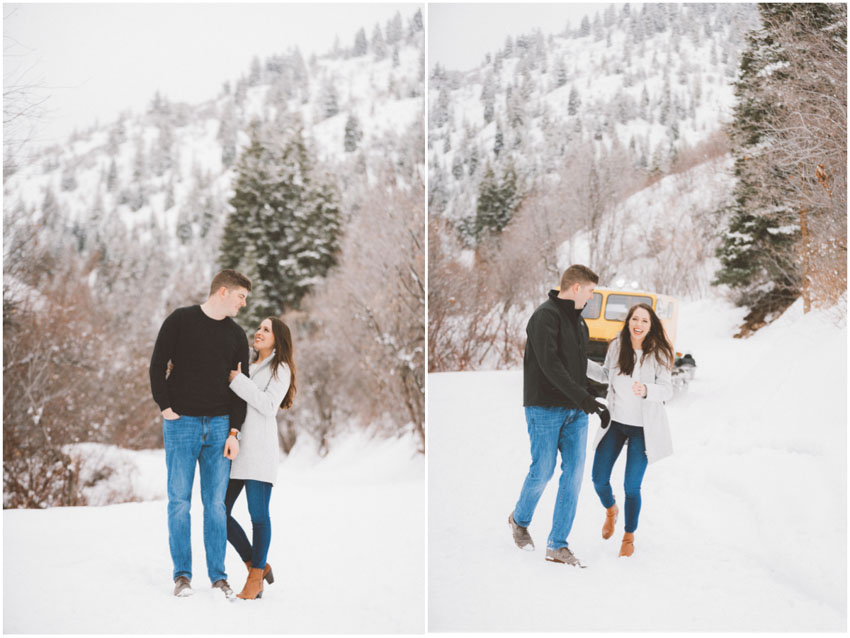 park city winter engagement, winter engagement photos, snow engagement photos, park city engagement, park city wedding photographer, park city winter wedding, park city winter elopement, utah wedding photographer, utah elopement photographer, deer valley wedding photographer, snow engagement photos