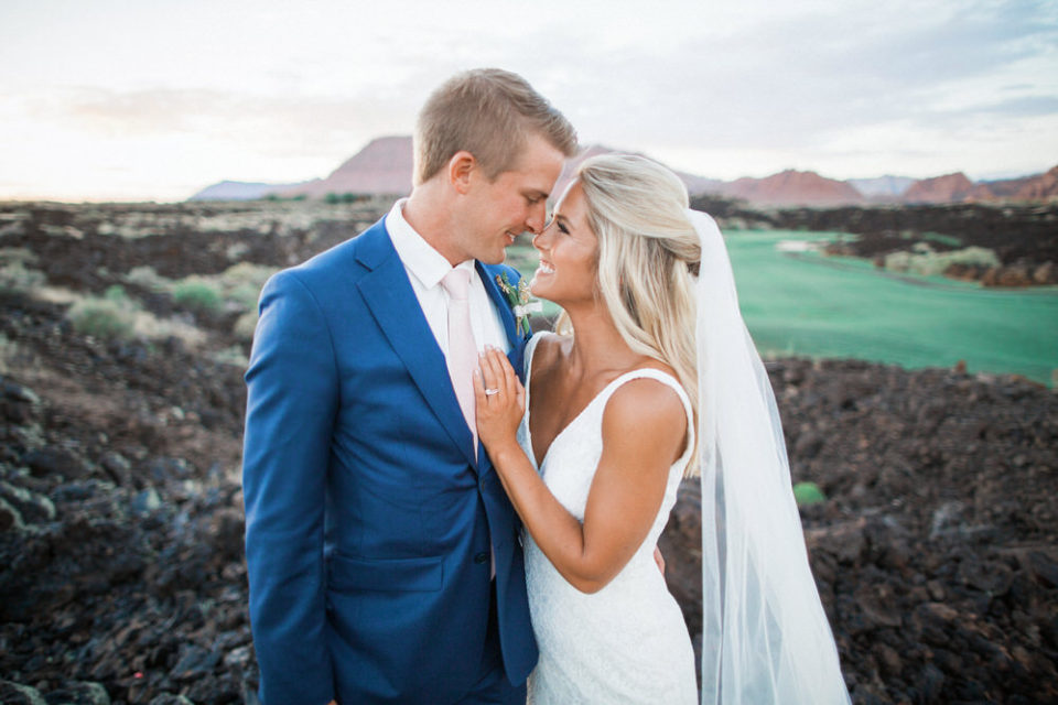entrada wedding, st george wedding, southern utah wedding, snow canyon wedding