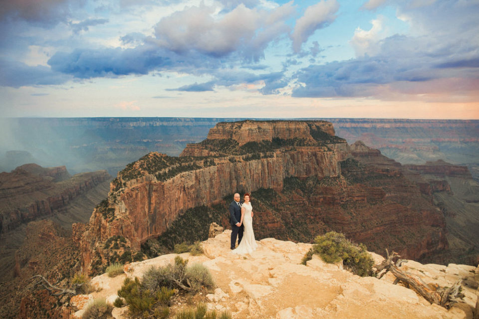 cape royal point elopement, grand canyon wedding, grand canyon elopement, cape royal wedding, grand canyon wedding photographer
