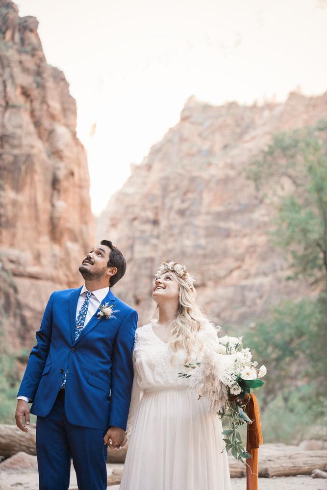 zion wedding, zion elopement, zion wedding photographer, zion elopement photographer, temple of sinawava wedding, temple of sinawava elopement